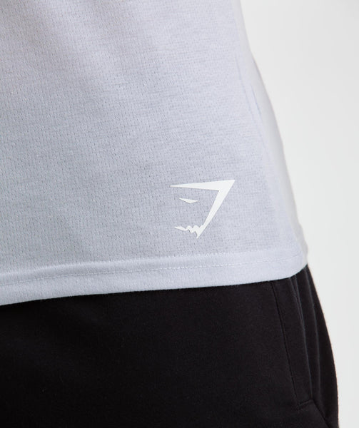 Gymshark Aerate Tank - Clear Water 4