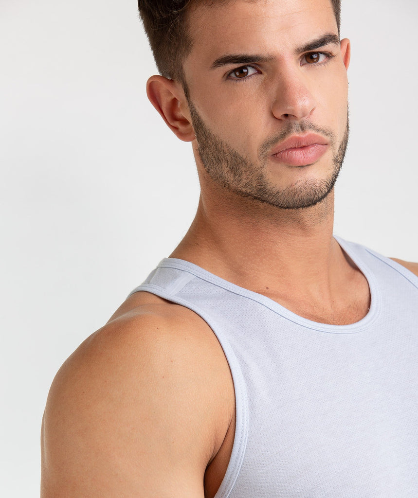 Gymshark Aerate Tank - Clear Water 6