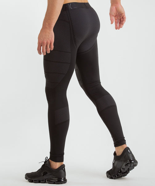 Gymshark Onyx Imperial Leggings - Black 2