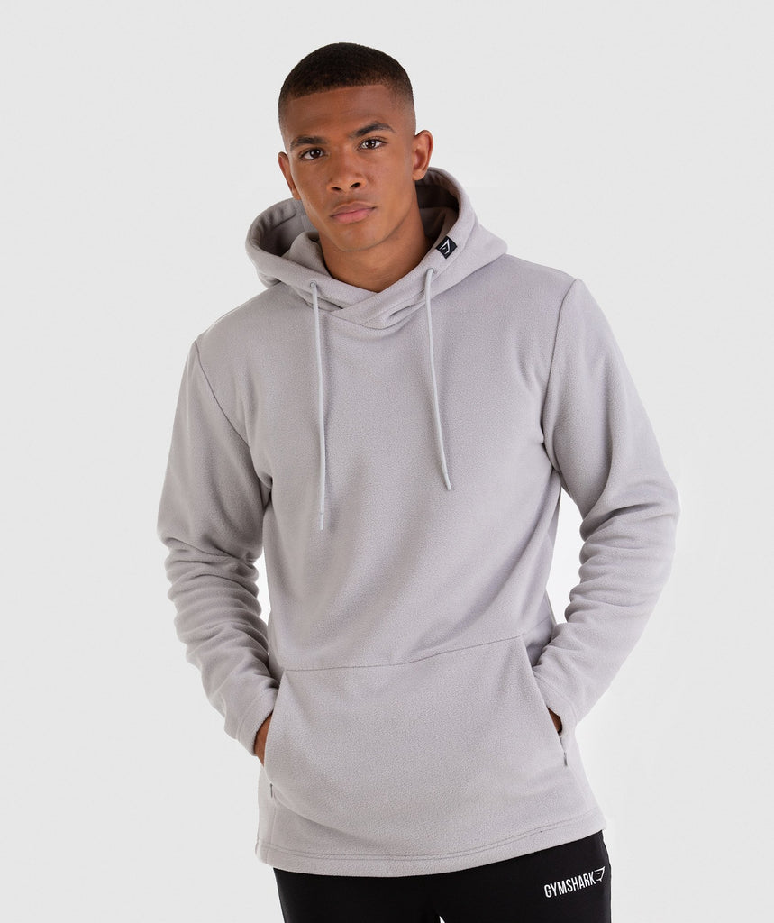 Gymshark Degree Pullover - Light Grey 1