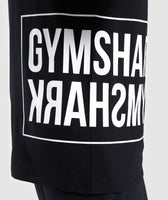 Gymshark Mirror T-Shirt - Black 11