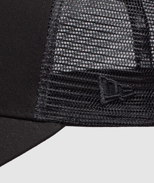 Gymshark New Era GS Trucker - Black 3