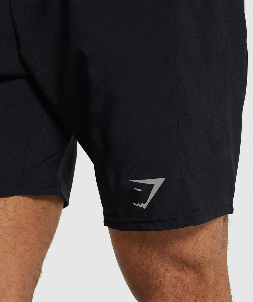 Gymshark Performance Board Shorts - Black 5