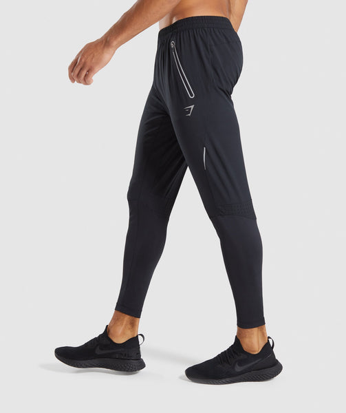 Gymshark Precision Bottoms - Black 2