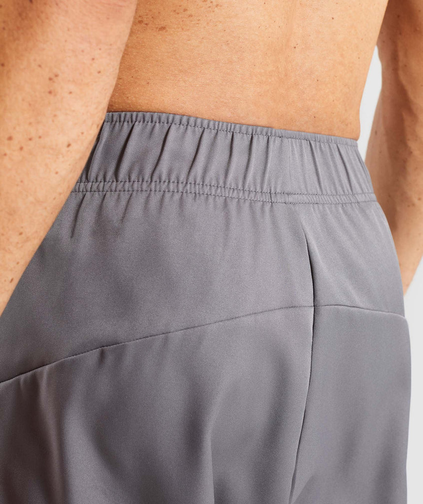 Gymshark Primary Shorts - Smokey Grey 6
