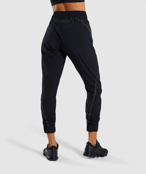 Gymshark Pro Perform Track Bottoms - Black 1