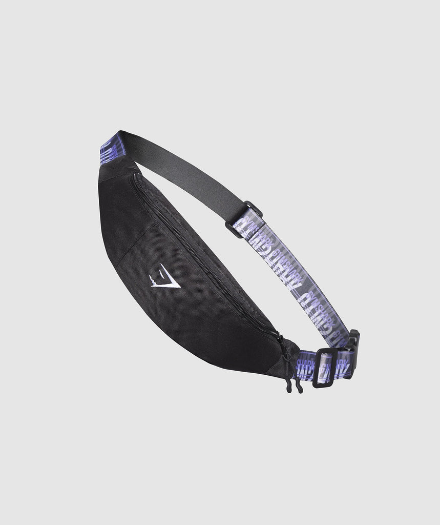Gymshark Womens Sling Bag - Black 4