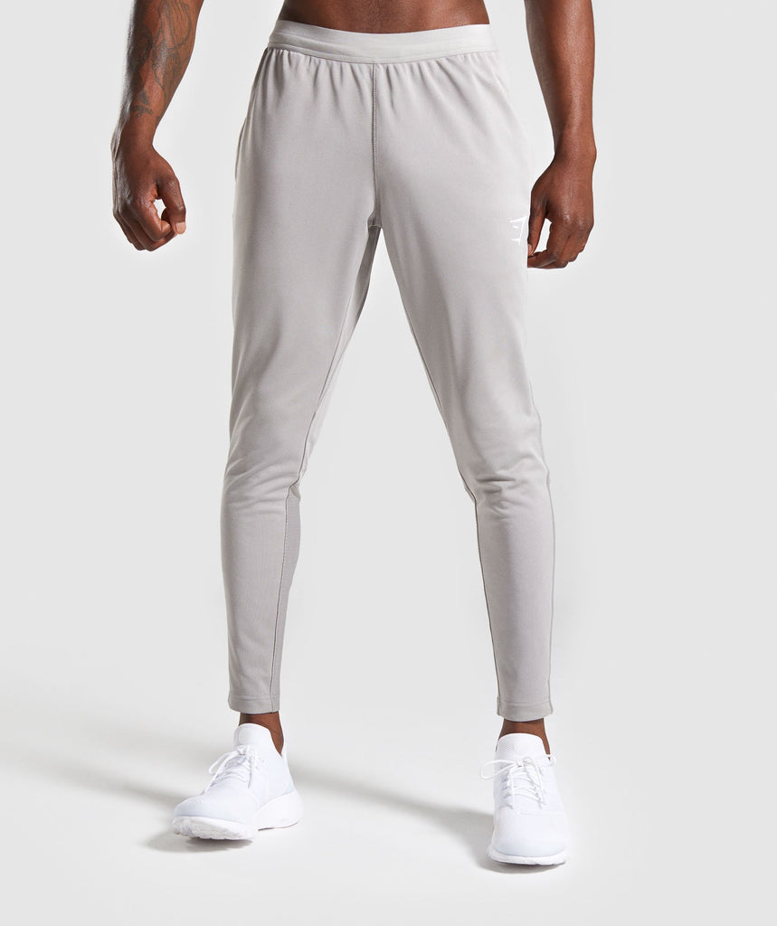 Gymshark React Training Joggers - Grey 1