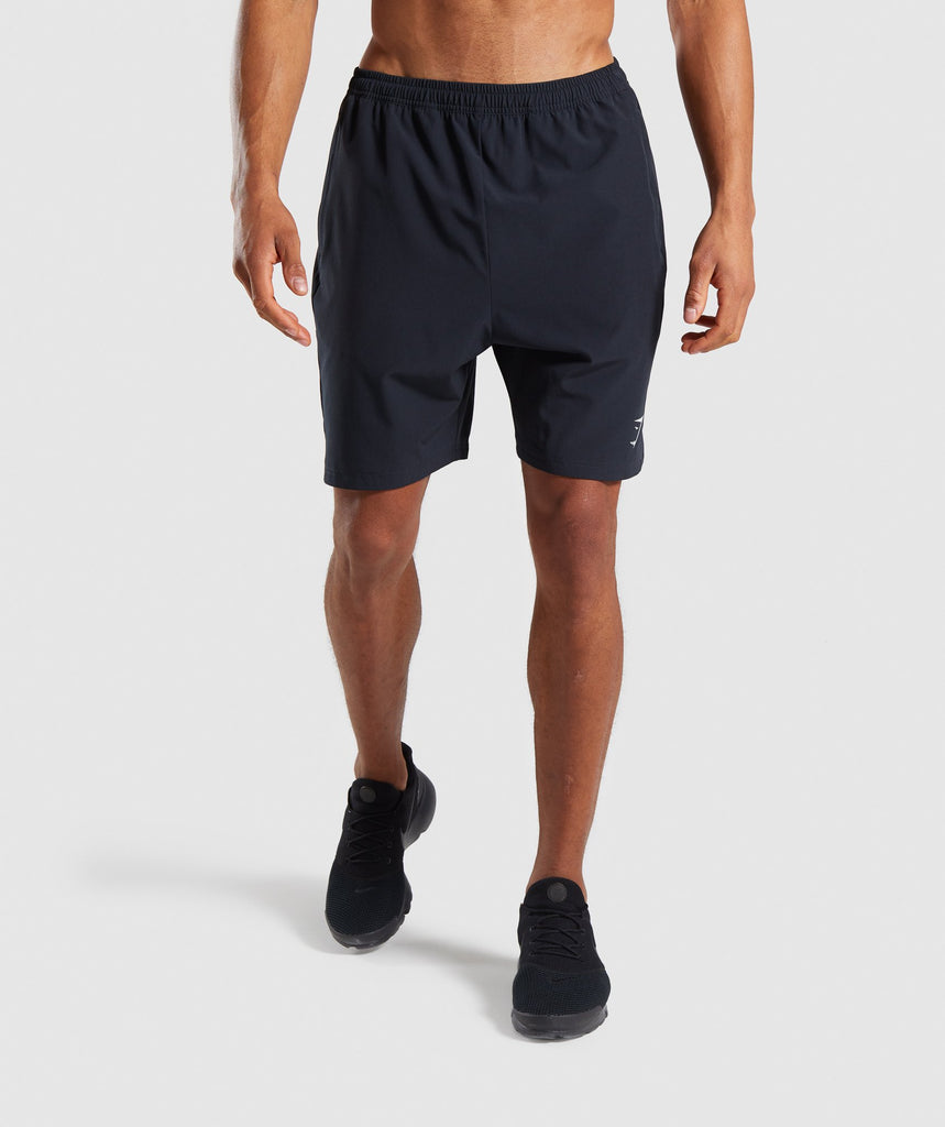Gymshark Running Shorts - Black 1