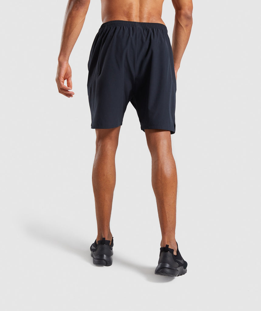 Gymshark Running Shorts - Black 2