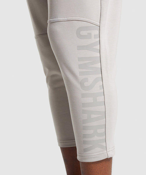 Gymshark Shadow 3/4 Joggers - Grey 3