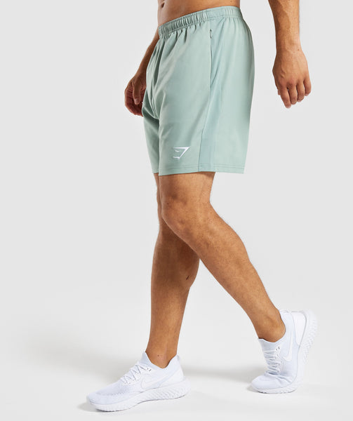 Gymshark Sport Shorts - Pale Green 2