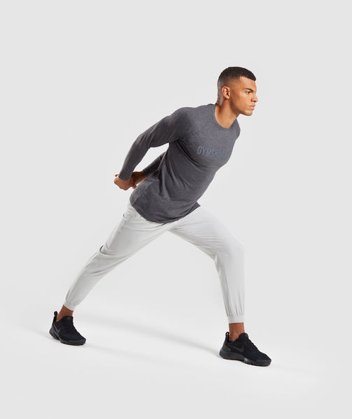 Gymshark Strike Bottoms - Wolf Grey 3
