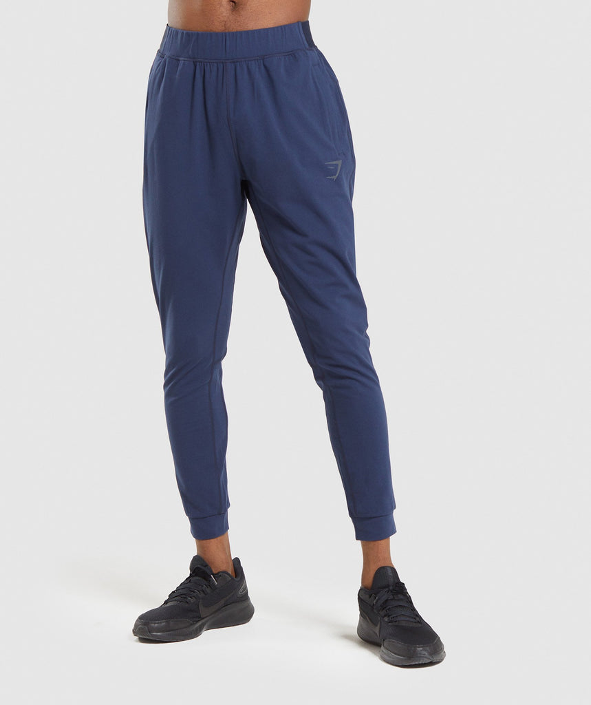 Gymshark Training Joggers - Dark Blue 1
