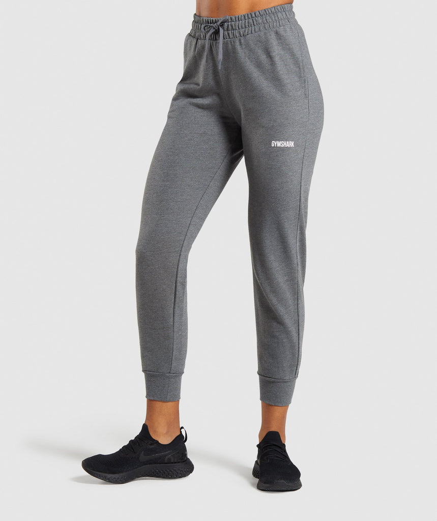 Gymshark Training Joggers - Charcoal 1