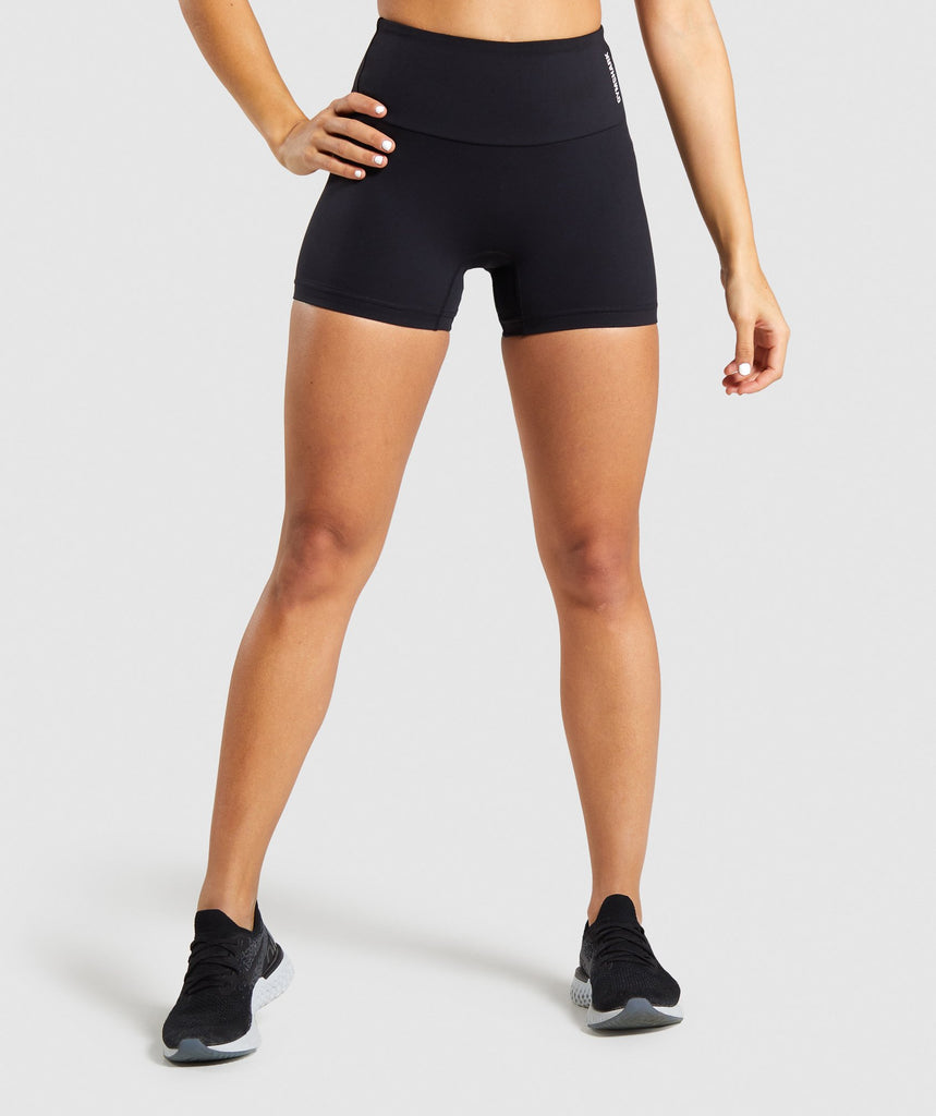 Gymshark Training Shorts - Black 1