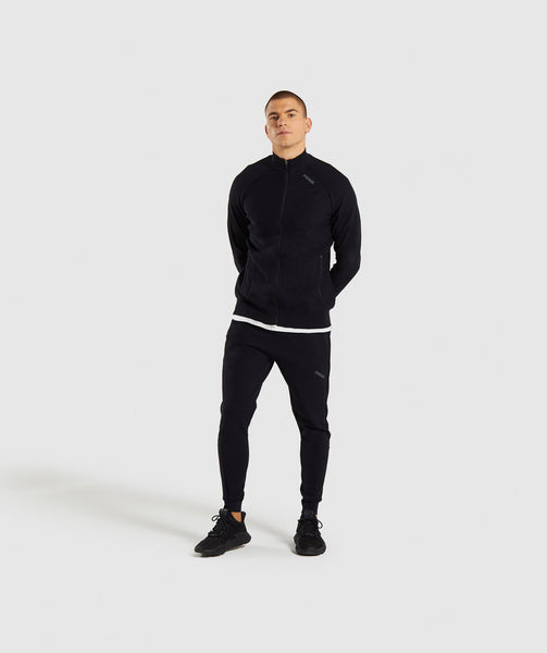 Gymshark True Knit Jogger - Black 3