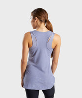 Gymshark True Texture Vest - Steel Blue 8
