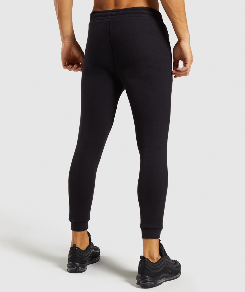 Gymshark Urban Bottoms - Black 2
