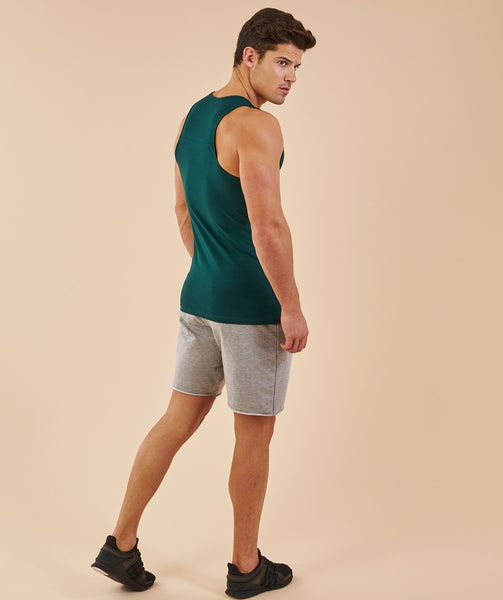 Gymshark Ion Tank - Forest Green 3