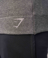 Gymshark Oversized Sweater - Charcoal Marl 12