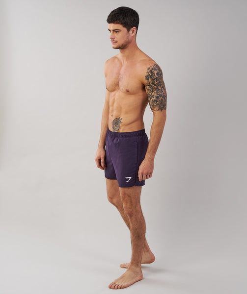 Gymshark Atlantic Swimshorts - Nightshade Purple 2