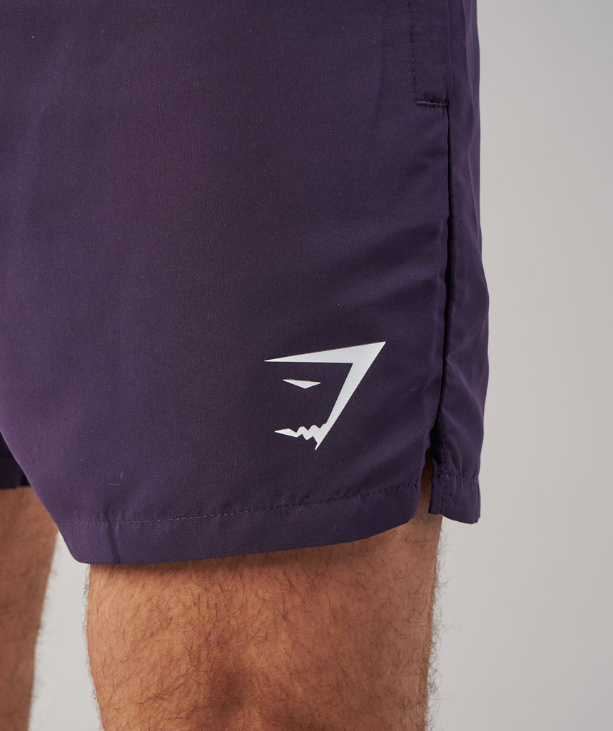 Gymshark Atlantic Swimshorts - Nightshade Purple 5