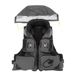 Fishing Life Vest with Tackle Pockets