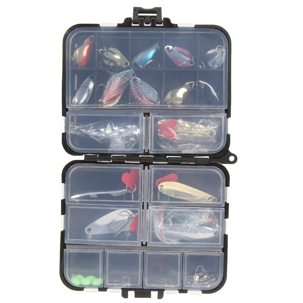 37 Piece Assorted Lure Set - Kaynens