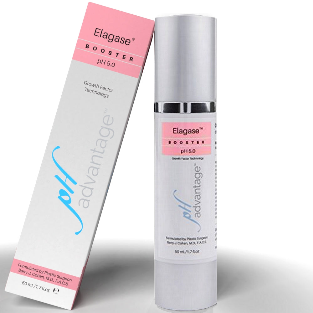 Elagase - Breakthrough Facial Anti-aging with White Tea Extract and CoQ10