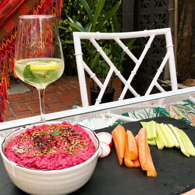 Dips & Sips with Personal Chef Lisa - Recipe