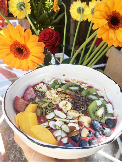 The Ultimate Smoothie Bowl