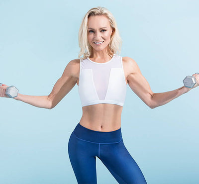 Dinner Dinner and Q&A with Celebrity Fitness Trainer, @BodybySimone