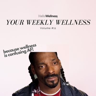Your Weekly Wellness Vol. 11
