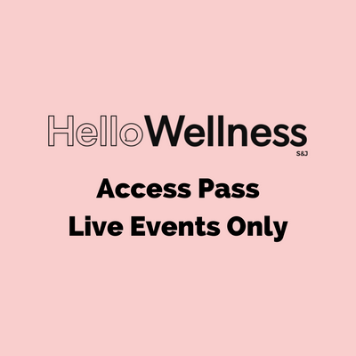 Access Pass - Live Events