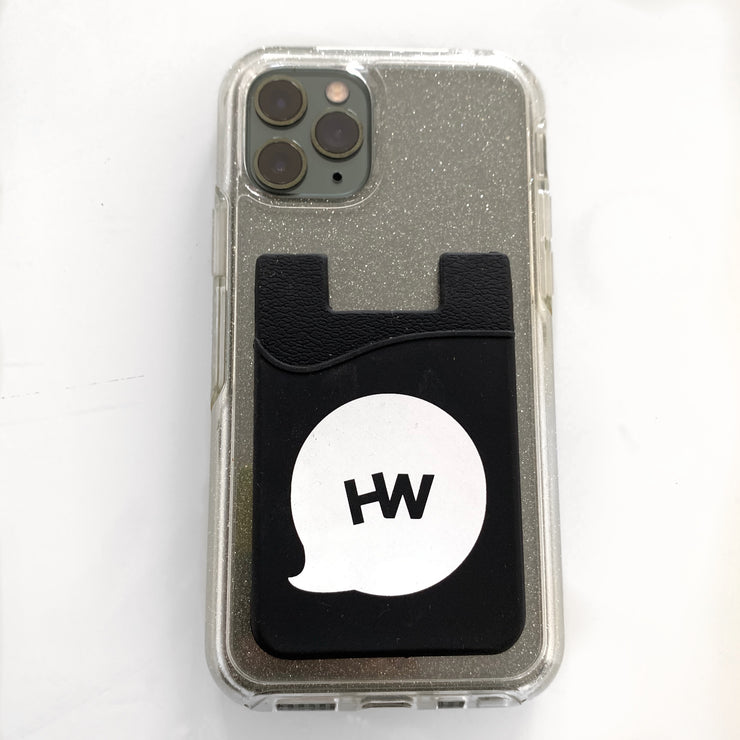 HelloWellness Cell Phone Wallet