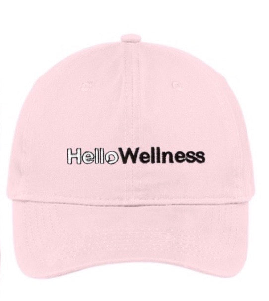HelloWellness Baseball Cap