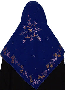 Embroidery Scarf New