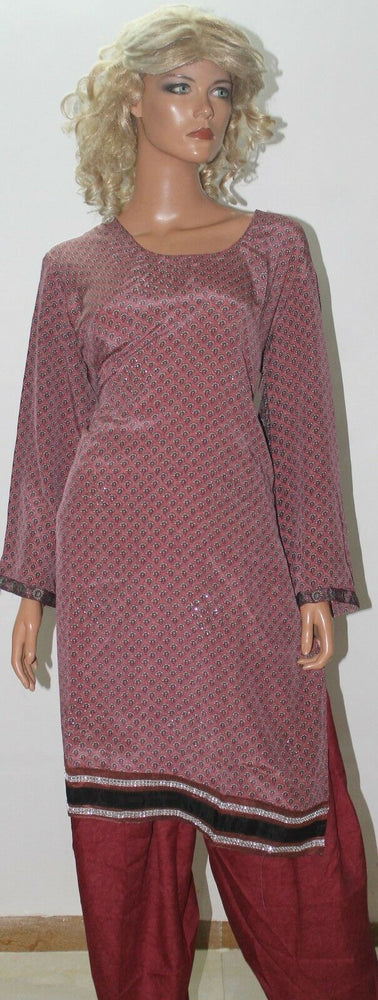 Dusty Pink Dress suit plus size 50 Designs By Inayah