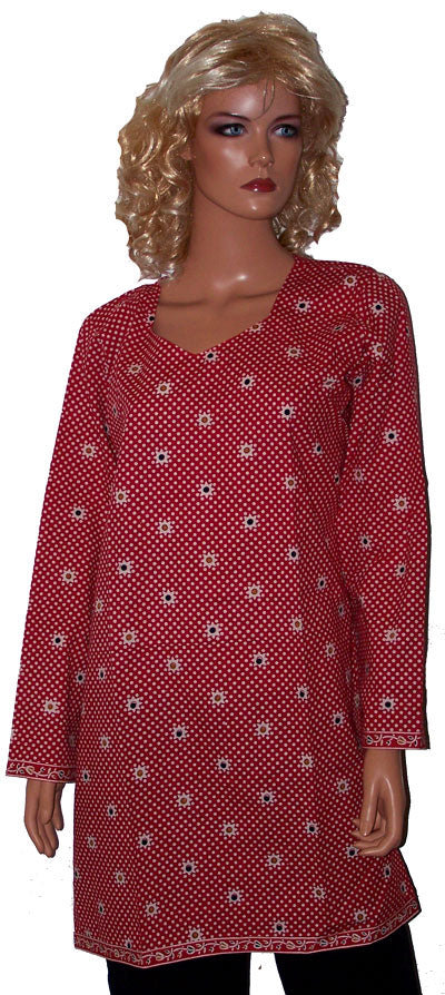 Galore Girl Cotton Tunic