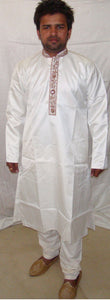 White Men Kurta Salwar New