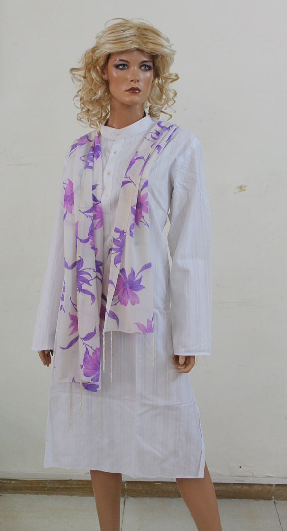 Prinred  Crepe Long kurta B68 Choose color