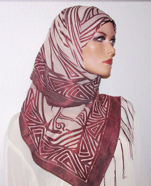 Brown Shawl