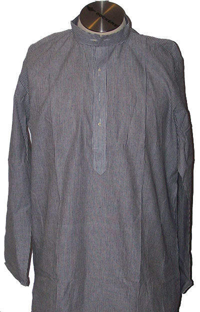 Gray  India Mens Cotton Kurta