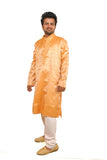 Orange Men Kurta Salwar New