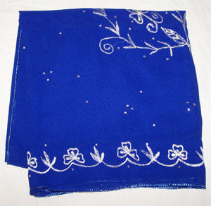 Set of Embroidery Scarves