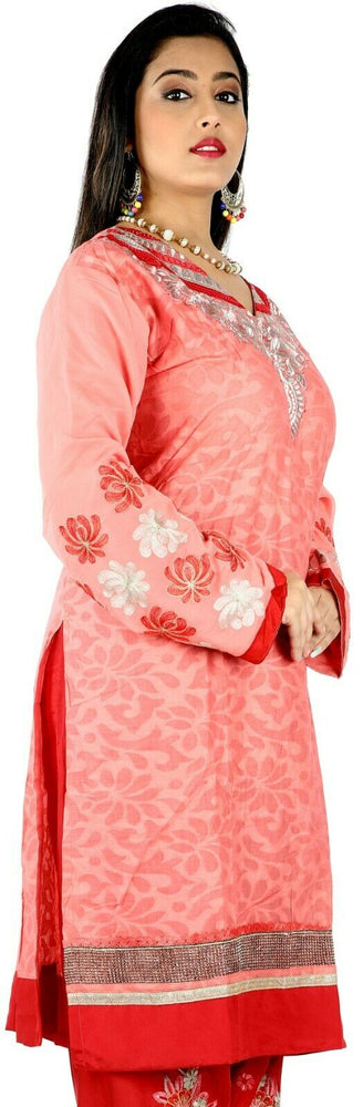 Melon Salwar Kameez for Women | Designer Partywear Dress for Women