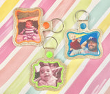 Frame Applique Snap Tabs- Includes 7 Frames