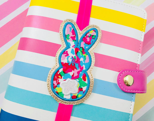 Bunny Applique Planner Band