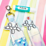 Balloon Dog Lip Balm Holders